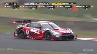 【HD】2016 SUPER GT Rd.1 岡山国際サーキット