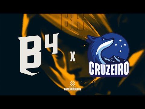 B4 Angels vs Freezada - Protocolo:Gêneses - Bo 3 - Game 2