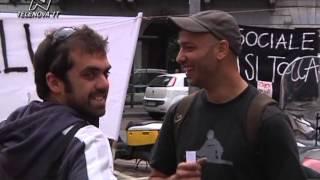'Il welfare non è un lusso' presidio a Milano contro i tagli - TGN 27/06/2013