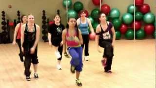 Zumba with Kristine - Ojos Que No Ven by Alexis & Fido