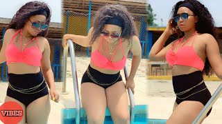 Regina Daniels Doesn39t Deserve This The Actress In Tears As Her Outfit Got Her Fans Talking