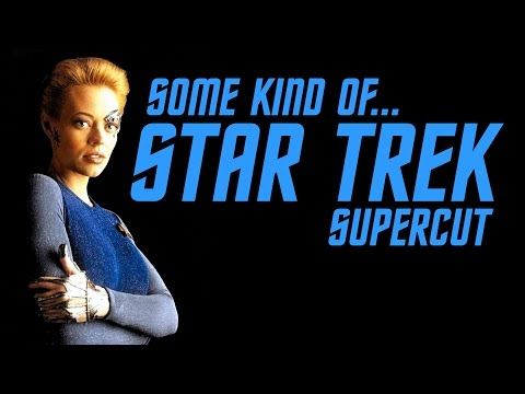 "Every Utterance of ""Some Kind Of..."" on STAR TREK: Voyager"