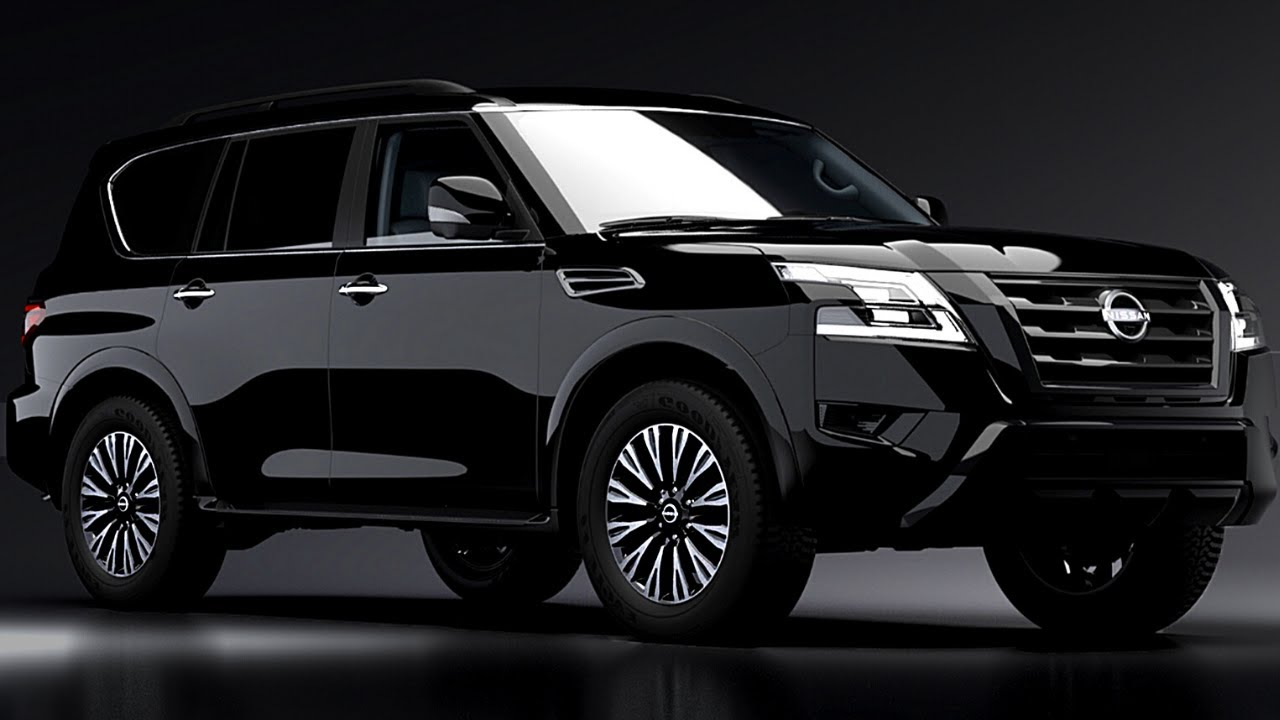 Download New Nissan Armada 2021 - Perfect Family SUV! (7/8 Seater)