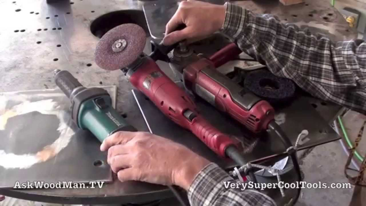 Right Angle Die Grinder Electric ~ Review die grinder and angle switches youtube