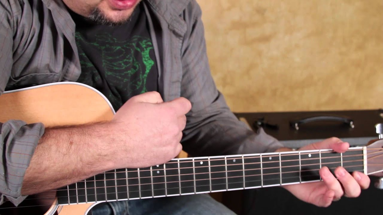 how to play home by phillip phillips on acoustic guitar