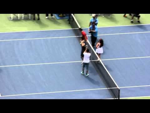 Call Me Maybe - Arthur Ashe Kids Day 2012