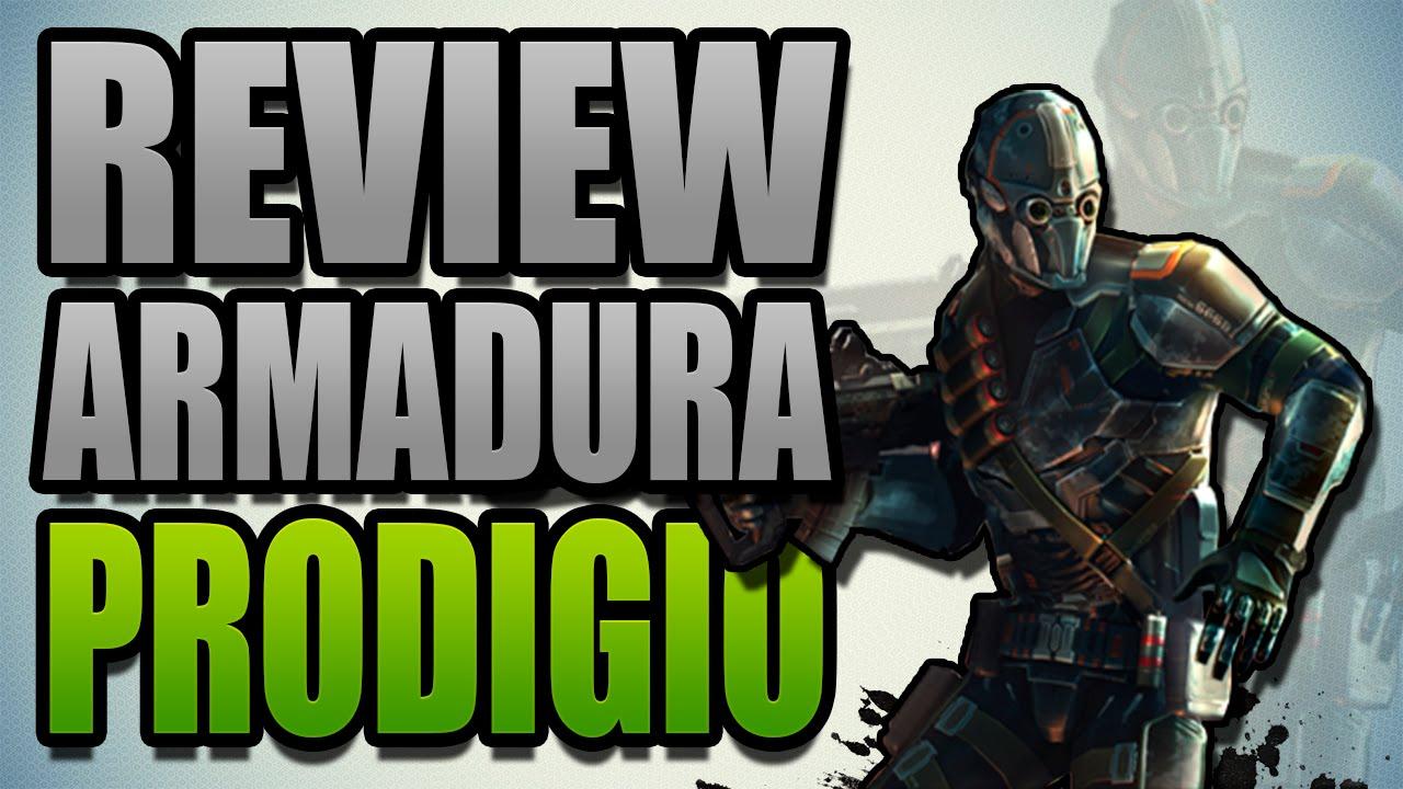 modern combat 5 blackout prodigio review armor paragon