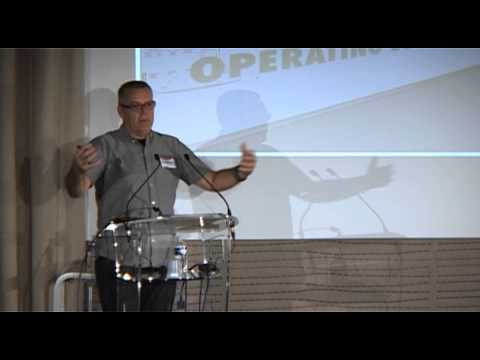 The evolvement of an Obeya at Nike by Fred Mathijssen, Lean IT Summit 2014