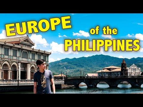 EUROPE of the PHILIPPINES + MAGKANO sa LAS CASAS? | MJ Hizon | Travel Vlog