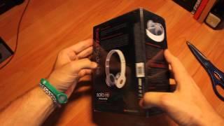 Распаковка посылки из Китая (unboxing №70) Наушники Monster beats by dr.dre SOLO HD(, 2014-06-24T09:22:21.000Z)
