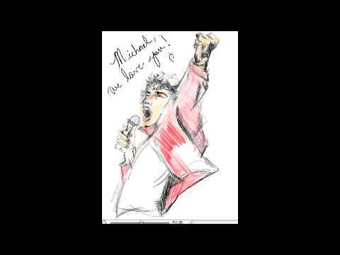 Download Michael Jackson Strong Spirited