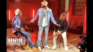 CASSIDY & HITMAN HOLLA FACE-OFF GOES LEFT IN ATL!!!