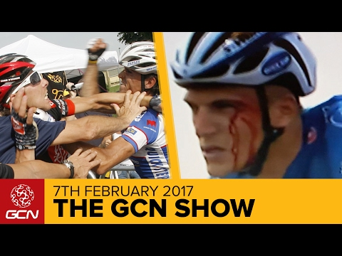 Pro Cycling's Ultimate Fighting Champion? | The GCN Show Ep. 213