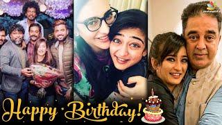 Sruthi's Emotional Birthday Message to Akshara | Kamal Haasan | Agni Siragugal, Fingertip Movie