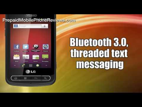 LG Optimus Slider, new Android smartphone for Virgin Mobile