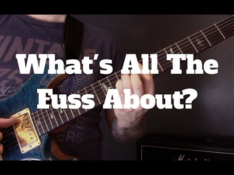 Stereophonics - What's All The Fuss About Guitar Lesson - Chords
