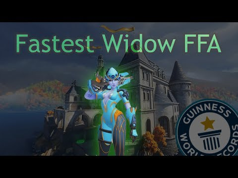 The FASTEST Widow FFA HS Only Ever