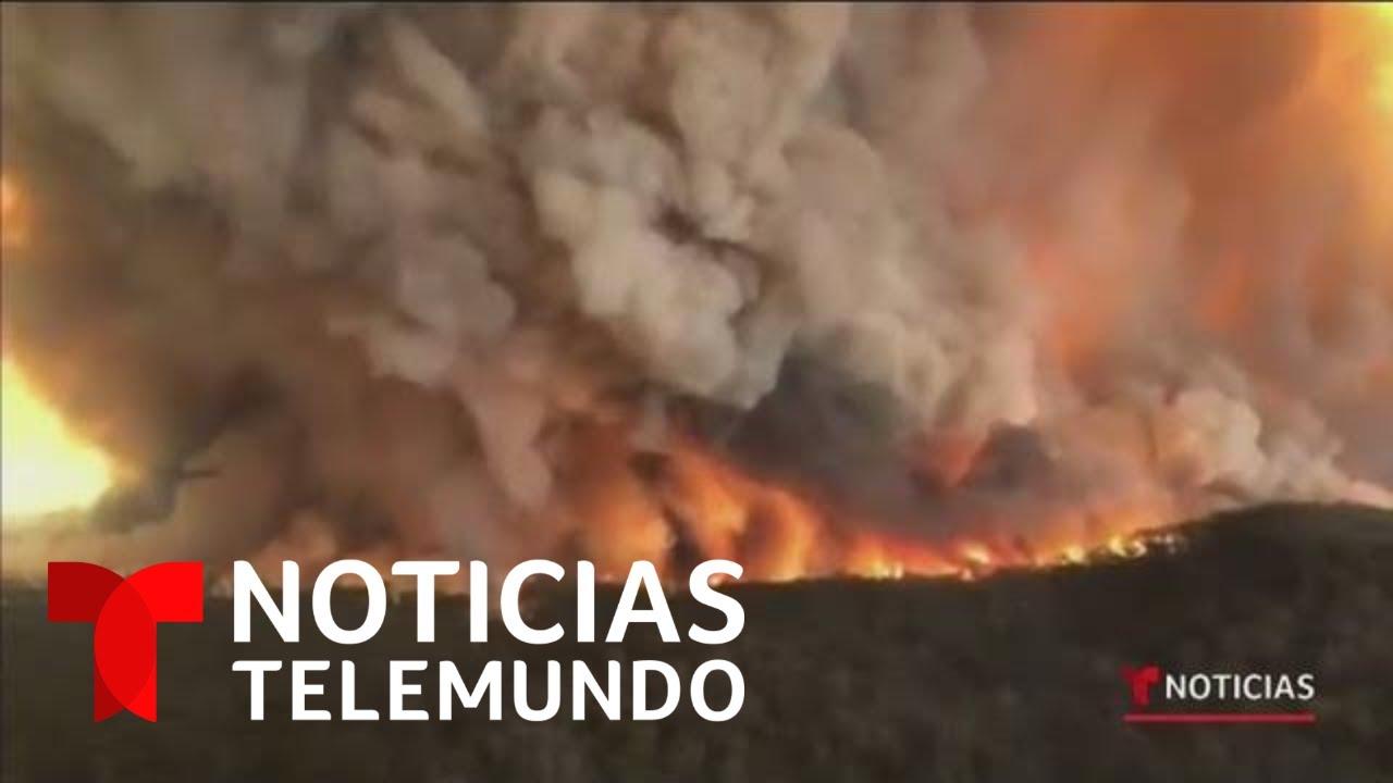 Australia en Estado de emergencia por los incendios | Noticias Telemundo
