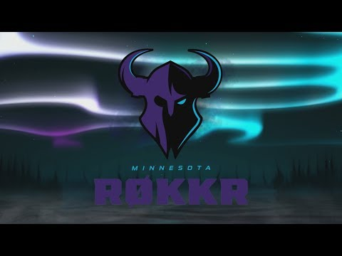 Muss - MN Vikings Ownership Intros eSport Team ROKKR