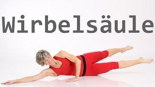 20 min. Wirbelsäulengymnastik mit Gabi Fastner
