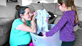 ??BABY GIRL Clothes Unboxed?