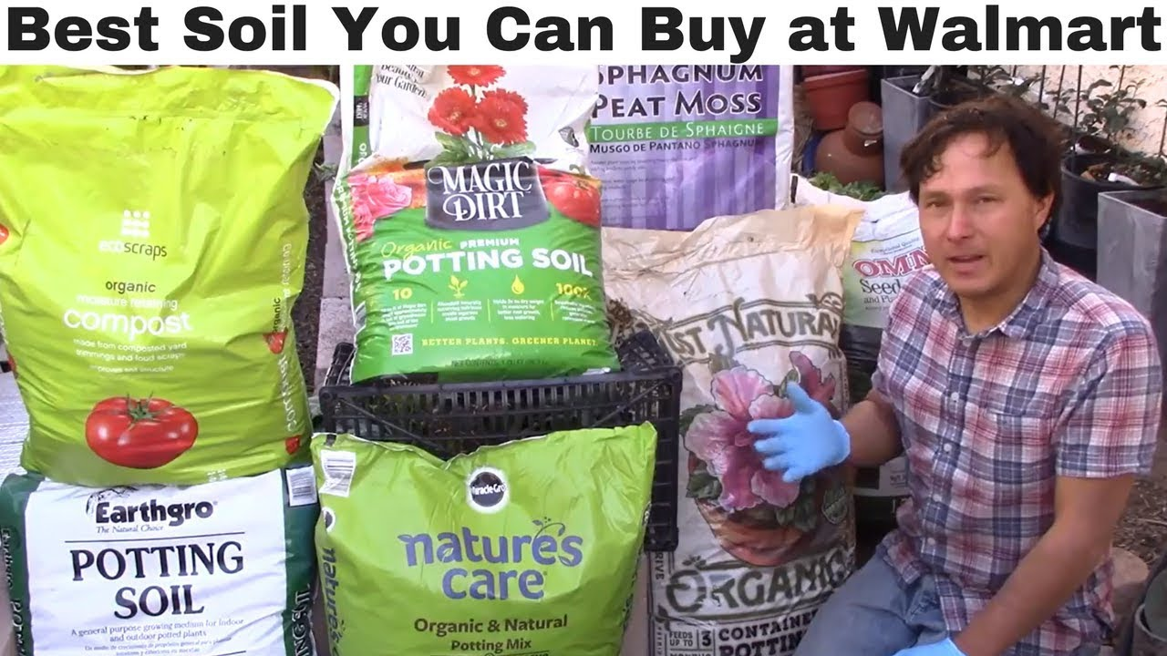 best vegetable garden soil you can buy at walmart what to look for - Walmart Garden Soil