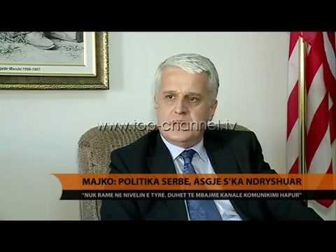 Majko: Politika serbe, asgjë s'ka ndryshuar - Top Channel Albania - News - Lajme