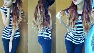 Ariana Grande Hairstyle Tutorial Thumbnail