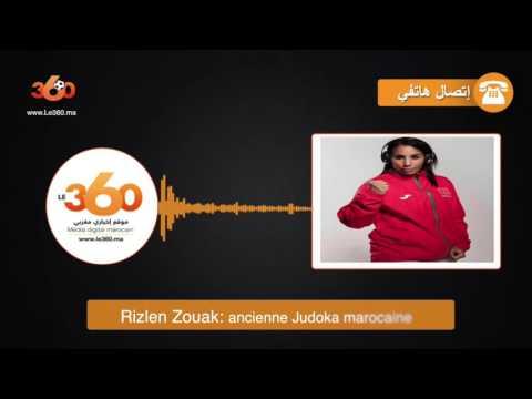 Le360.ma • Rizlen Zouak parle de sa reconversion dans le monde de la MMA