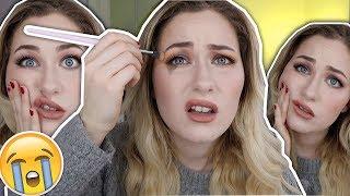 Ich verzweifle während eines silvester make up tutorials (sry) | Sonny Loops