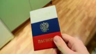 видео Кому выдают ID-паспорта и что будет с бумажными паспортами