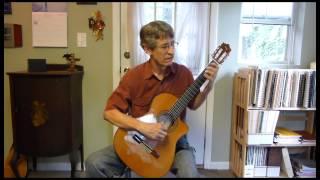 Crippled Inside, for solo guitar