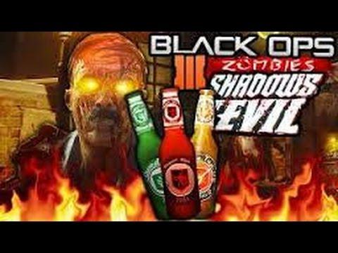 Bo3 Zombies | Shadows of Evil | ¿Cómo conseguir TITAN, PRESTI Y DOBLE TIRO? Explicación al detalle
