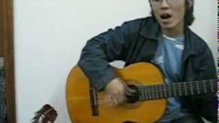 Thoi gian - Thuy trieu do (acoustic guitar)