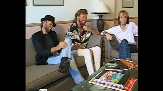 Bee Gees interview