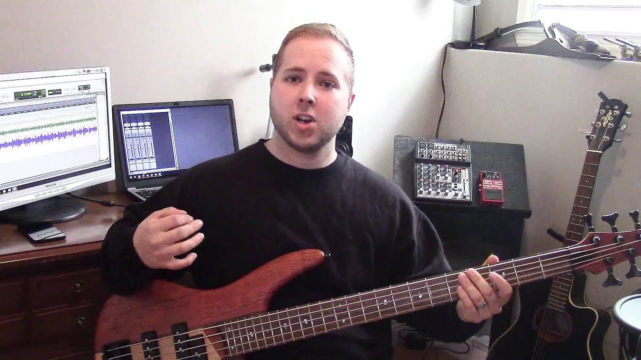 ibanez sr755 ntf bass guitar overview youtube