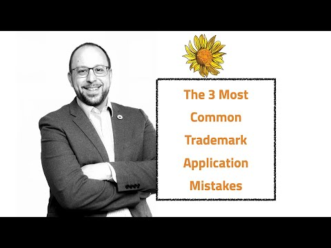 The 3 Most Common Trademark Application Mistakes
