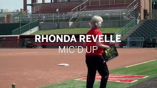 Mic'd Up: Nebraska Softball Coach Rhonda Revelle | B1G Softball