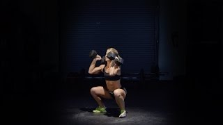 How to Do a Dumbbell Squat Clean by Wodstar