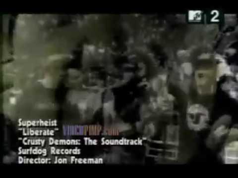 Superheist - Liberate [Official Music Video]
