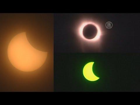 Как прошло солнечное затмение 20 марта (новости)