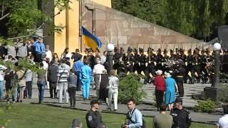 День Победы во Львове 9.05.2013 Холм Славы