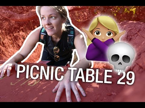 Griffith Park | Haunted Picnic Table 29