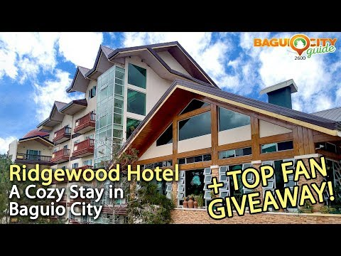 Ridgewood Hotel: A Cozy Stay In Baguio City | Baguio City Vlog | Baguio City Hotels