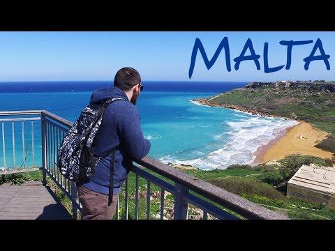 Malta'yı Gezdim, Gördüm, Geldim (VLOG #10)