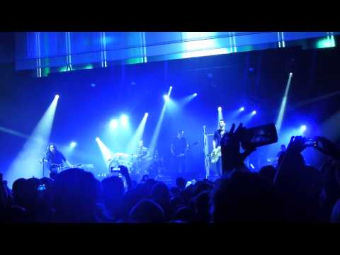 Placebo - Song To Say Goodbye (Live @ l'Arena de Genève 24/11/2013