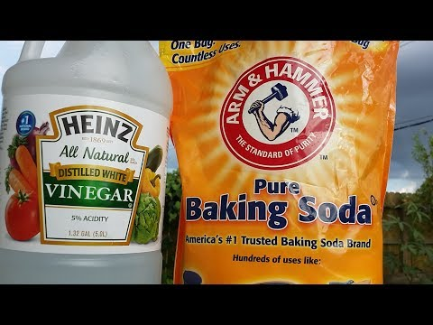 How to Clean Your Shower with Vinegar and Baking Soda