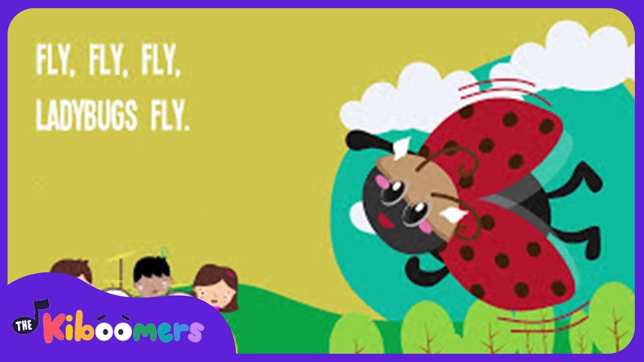 21bece2243e9 Ladybug Song | Kids Song | Nursery Rhyme | Lyrics - YouTube