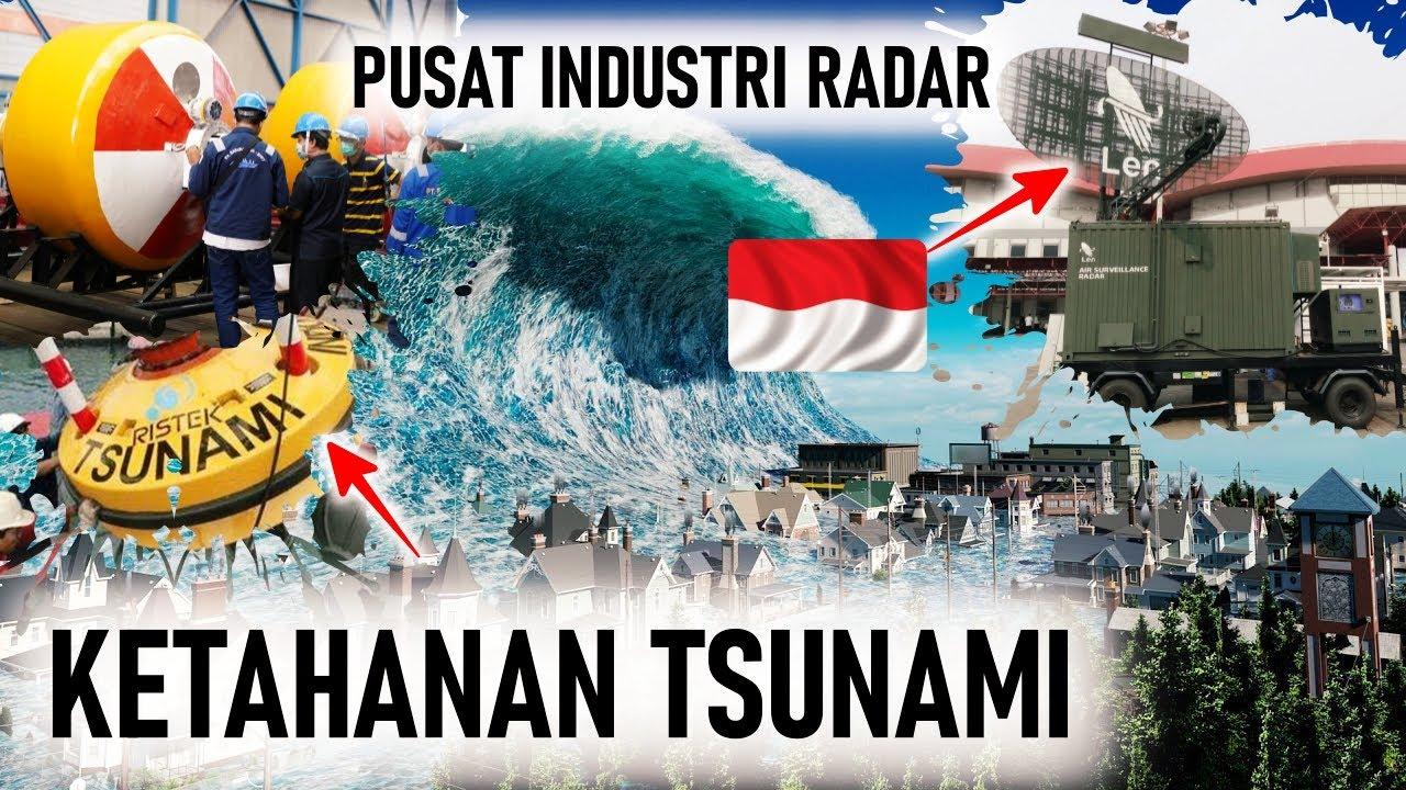 SEMAKIN MAJU INDONESIA akan PUNYA PUSAT INDUSTRI RADAR | PT PAL BANGUN TEKNOLOGI PERTAHANAN TSUNAMI