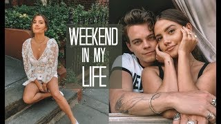 WEEKEND IN MY LIFE: Wedding Planning, Camping & Instagram Photoshoots